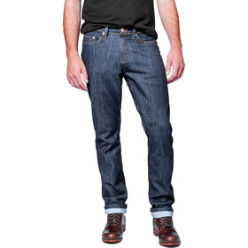 DUER Performance Denim Housut Relaxed Miehet, heritage rinse